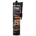 Tytan Professional Герметик Каучуковый для Кровли, Красный 310 мл(12)