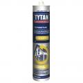 Tytan Professional Герметик Силиконовый Универсальный черный 310мл(12)
