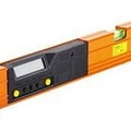 Уклономер цифровой HAMMER DUС 40 GRAVIZAPPA  9В, точность 0.5мм/м, 0,2°