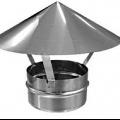 Зонт 160 на трубу